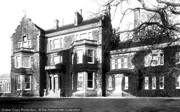 Bletchingley, Castle 1905