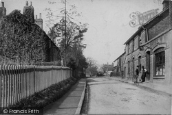 Bletchingley, Castle Street 1905