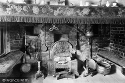 Bletchingley, Chimney Corner, The Whyte Harte 1907