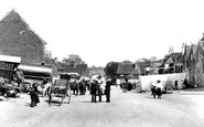 Bletchingley, Fair Day 1907