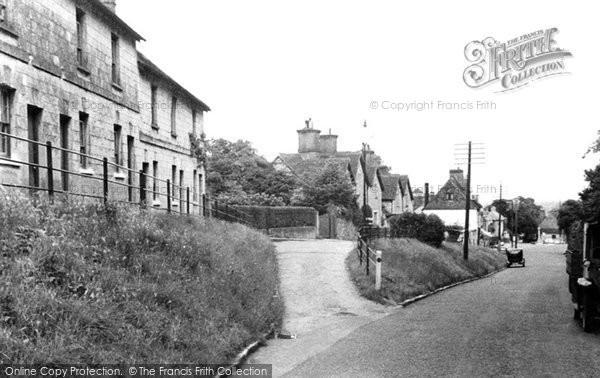 Bletchingley, High Street c.1935