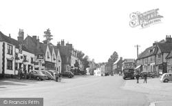 Bletchingley, High Street c.1955