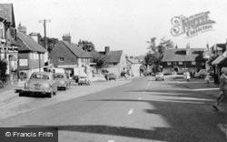 Bletchingley, High Street c.1965