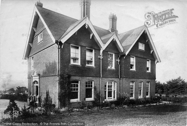 Bletchingley, New Rectory 1906
