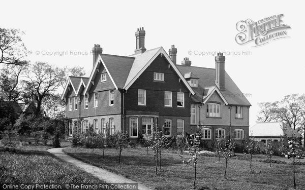 Bletchingley, New Rectory 1907