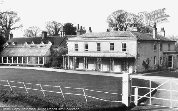 Bletchingley, Old Rectory 1905
