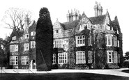 Bletchingley, Pendell Court 1905