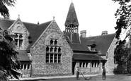 Bletchingley, School 1907