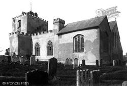 Bletchingley, St Mary's Church 1886