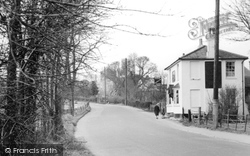 Bletchingley, The Plough Inn c.1955
