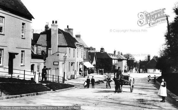 Bletchingley, The Street 1905