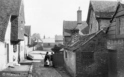 Bletchingley, The Village 1886