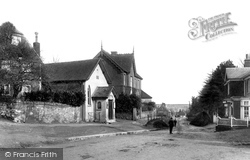 Bletchingley, The Village 1903
