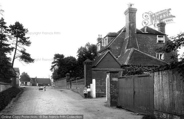 Bletchingley, The Village 1906