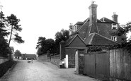Bletchingley, The Village 1906