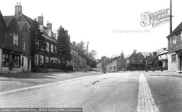 Bletchingley, The Village 1911