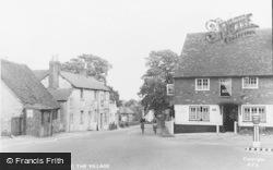 Bletchingley, The Village c.1950