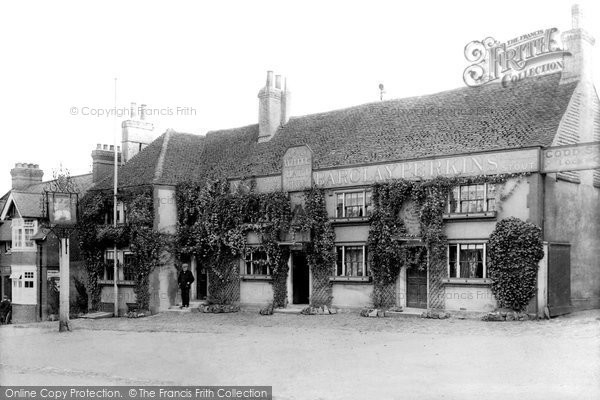 Bletchingley, White Hart Hotel 1907
