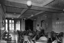 Bletchley, Bletchley Park, The Mansion Buffet Lounge c.1955