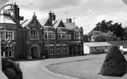 Bletchley, Bletchley Park, The Mansion c.1955