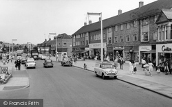 Bletchley Road 1961, Bletchley