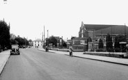 Bletchley, Bletchley Road, The School 1948