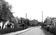 Bletchley, Church Green Road c.1955