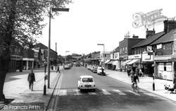 Bletchley, Queensway c.1965