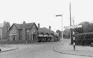 Bletchley, Tree Square c1955