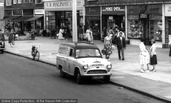 Photo of Bletchley, Van 1961