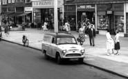 Bletchley, Van 1961