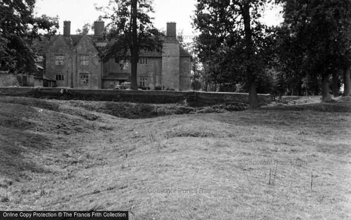 Photo of Bletsoe, Castle 1952