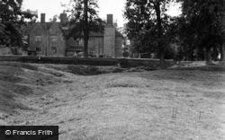 Bletsoe, Castle 1952