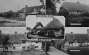 Blewbury, Composite c.1960