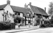 Blewbury, London Road c.1955