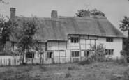 Blewbury, Orchard Dene House c.1955