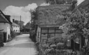 Blewbury, South Street c.1955