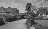 Blewbury, The Old Malt House, Eastbrook c.1955