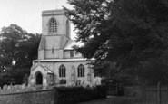Blickling, St Andrew's Church c.1955
