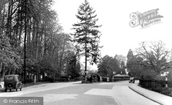 Anglefield Corner c.1955, Blindley Heath