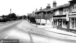The Village c.1955, Blindley Heath