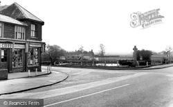 Village 1951, Blindley Heath