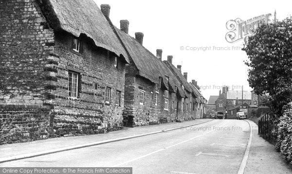 Blisworth, High Street 1951