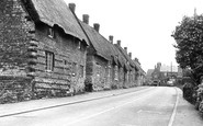 Blisworth, High Street 1951