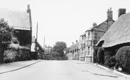 Blisworth, High Street c.1955