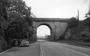 Blisworth, Robert Stephenson's Railway Bridge c.1955