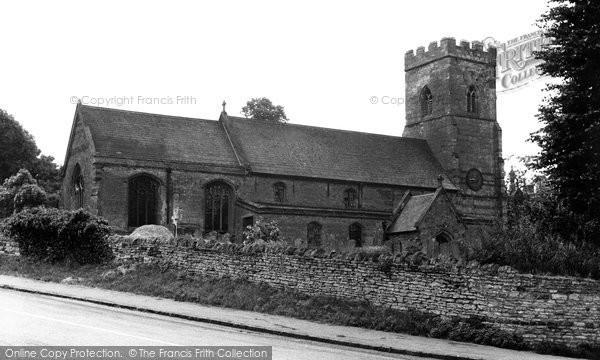 Blisworth, St John The Baptist Church c.1955