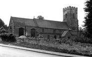 Blisworth, St John The Baptist Church c.1955