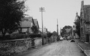 Blisworth, Stoke Road c.1965
