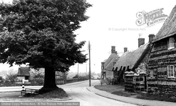 Blisworth, The Elm Tree c.1955